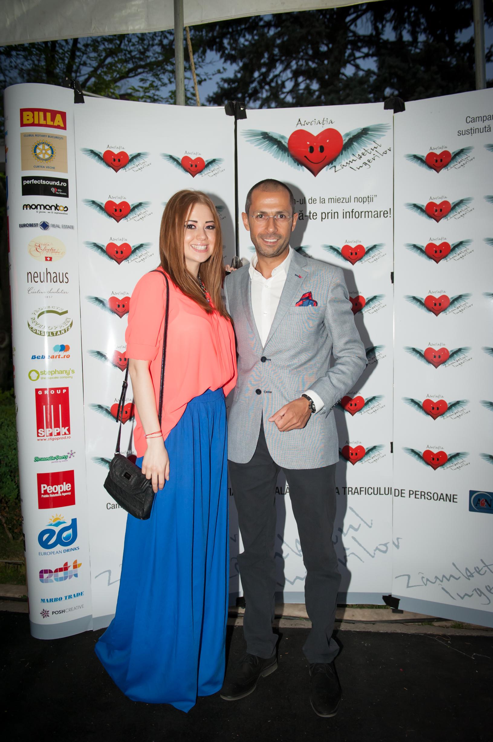 Andrei Nourescu si Mihaela Mancila - Dolce Sport